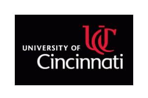 Anasazi Instruments University of Cincinnati logo